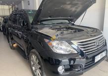 Cần bán xe Lexus LX 570 sản xuất năm 2010, màu đen, nhập khẩu