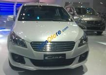 Bán Suzuki Ciaz năm 2018, màu trắng, nhập khẩu, giá chỉ 499 triệu