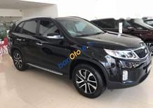Cần bán xe Kia Sorento 2.4 GAT sản xuất 2018, màu đen, giá 799tr