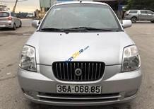 Cần bán gấp Kia Morning SLX 1.0 AT năm 2007, màu bạc, xe nhập