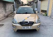 Cần bán xe Kia Carens LX 1.6 MT năm sản xuất 2011, màu vàng