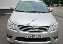 Bán ô tô Toyota Innova V sản xuất năm 2013, màu bạc