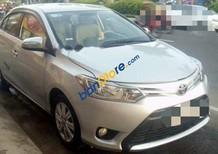 Bán ô tô Toyota Vios sản xuất 2014, màu bạc, giá chỉ 410 triệu