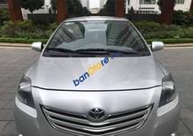 Cần bán gấp Toyota Vios E sản xuất 2013, màu bạc, 395 triệu