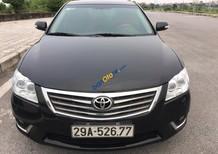 Bán xe Toyota Camry 3.5Q năm sản xuất 2009, màu đen, 635 triệu
