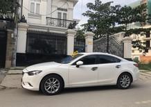 Bán ô tô Mazda 6 AT sản xuất năm 2015, màu trắng, giá 729tr