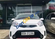 Cần bán xe Kia Morning SI MT năm 2016, màu trắng, nhập khẩu, giá tốt