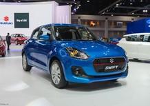 Bán Suzuki Swift GLX sản xuất năm 2018, màu xanh lam, nhập khẩu, giá chỉ 549 triệu