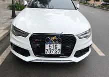 Bán xe Audi A6 năm 2011, màu trắng, nhập khẩu