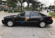 Cần bán xe Ford Mondeo năm sản xuất 2004, màu đen, giá 185 triệu