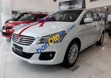 Cần bán xe Suzuki Ciaz năm sản xuất 2018, màu trắng, xe nhập Thái Lan