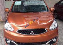 Bán Mitsubishi Mirage MT 2018, nhập Thái, KM tốt, trả góp, giao ngay, giá 350tr, LH 0911373343