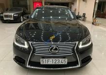 Bán xe Lexus LS 460L sản xuất 2014, màu đen, nhập khẩu