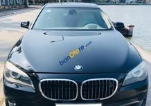 Cần bán BMW 7 Series 750Li năm 2010, màu đen, nhập khẩu