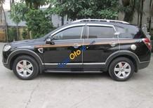 Bán Chevrolet Captiva sản xuất 2009, màu đen, giá chỉ 396 triệu