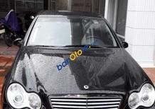 Cần bán Mercedes năm sản xuất 2003, màu đen, giá tốt