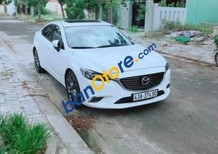 Cần bán Mazda 6 2.5L Premium năm 2018, màu trắng còn mới, 980tr