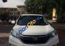 Cần bán xe Honda CR V sản xuất năm 2015, màu trắng