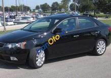 Cần bán gấp Kia Forte năm 2012, màu đen