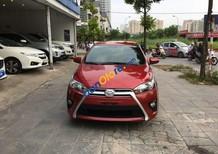 Cần bán lại xe Toyota Yaris E1.3 AT năm 2015, màu đỏ, nhập khẩu nguyên chiếc, 530 triệu