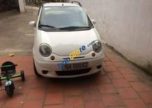 Cần bán Daewoo Matiz năm sản xuất 2007, màu trắng, giá tốt