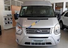 Cần bán Ford Transit SVP sản xuất năm 2018, màu bạc