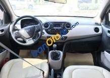 Bán ô tô Hyundai Grand i10 sản xuất năm 2014, màu bạc, nhập khẩu