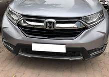Gia đình cần bán Honda CRV, SX 5/2018. Dòng xe 7 chỗ, màu bạc