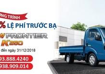 Bán Kia Frontier sản xuất 2019, màu xanh lam, nhập khẩu, 379tr