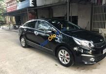 Cần bán gấp Kia Rio 1.4AT sản xuất 2015, màu đen, xe nhập chính chủ, 459 triệu