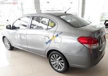 Bán Mitsubishi Attrage 1.2 CVT năm sản xuất 2018, màu xám, nhập khẩu nguyên chiếc
