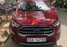 Bán gấp Ford Ecosport 2018, màu đỏ, xe cũ