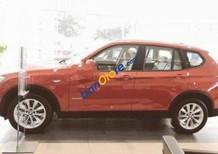 Cần bán xe BMW X3 xDrive20i sản xuất năm 2017, màu đỏ, nhập khẩu