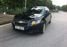 Bán xe Chevrolet Cruze đời 2010, màu đen, xe cũ