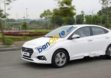Cần bán xe Hyundai Accent sản xuất năm 2018, màu trắng