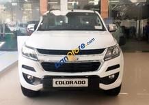 Bán ô tô Chevrolet Colorado 2.5 VGT sản xuất năm 2018, màu trắng, xe nhập