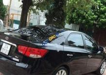 Cần bán lại xe Kia Forte SLi 1.6 AT đời 2009, màu đen, nhập khẩu