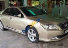 Bán Toyota Camry 2.5Q sản xuất 2013, màu vàng chính chủ, giá chỉ 850 triệu