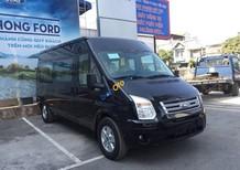 Cần bán Ford Transit SVP năm sản xuất 2018, màu đen