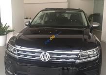 Bán Volkswagen Tiguan Allsapce sản xuất 2018, màu đen, nhập khẩu nguyên chiếc