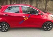 Cần bán lại xe Kia Morning MT sản xuất 2014, màu đỏ, giá 225tr