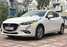 Cần bán gấp Mazda 3 Facelift  1.5AT sản xuất năm 2017, màu trắng, giá tốt
