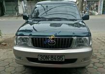 Bán ô tô Toyota Zace 2004, chính chủ, giá tốt