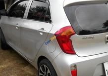 Cần bán xe Kia Morning MT năm 2015, màu bạc, giá tốt