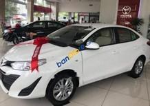 Cần bán xe Toyota Vios 1.5E MT sản xuất 2018, màu trắng