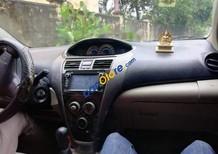 Chính chủ bán ô tô Toyota Vios E đời 2008, màu bạc