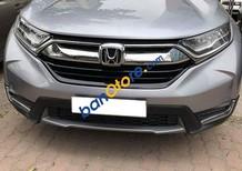 Cần bán xe Honda CR V năm 2018, màu bạc, nhập khẩu ít sử dụng