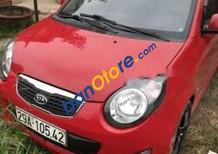 Bán ô tô Kia Morning AT sản xuất 2011, màu đỏ