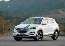 Cần bán Hyundai Tucson năm 2018, màu trắng
