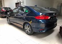 Bán ô tô Honda City Top năm sản xuất 2018, màu xanh lam, giá 599tr
